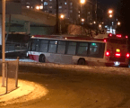 10 people taken to hospital following TTC bus collision