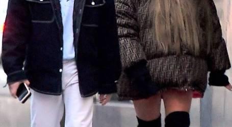 Ariana Grande vista com ex-namorado