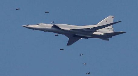 Três mortos em queda de bombardeiro estratégico russo na aterragem