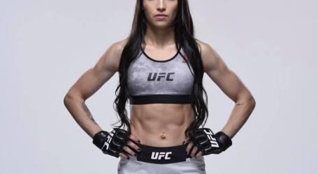 Lutadora do UFC reage a assalto e arrasa ladrão