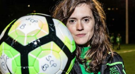 """Mariana Cabral: """"Treinar equipa sénior é passo que gostava de dar"""""""