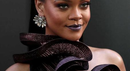 Rihanna processa o pai por usar a sua marca registada