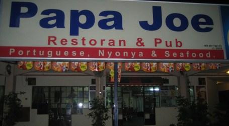 "Malaca e o ""Papa"" Joe"