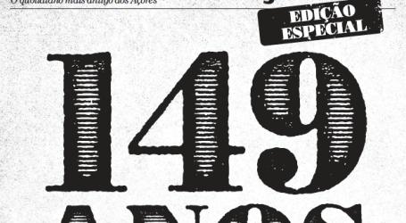 Diário dos Açores faz 149 anos