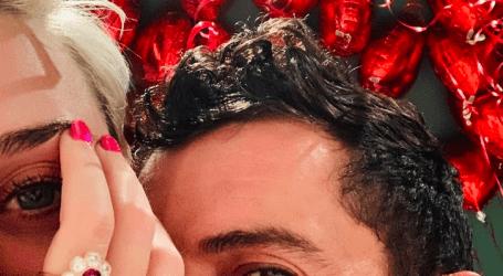 Katy Perry e Orlando Bloom estão noivos