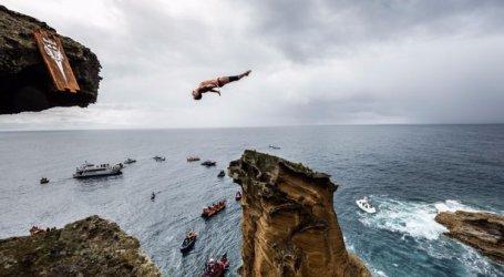Red Bull Cliff Diving volta aos Açores