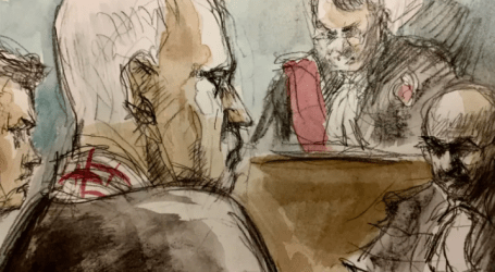 Court in session, as serial killer Bruce McArthur waits to learn whether he'll ever be eligible for parole