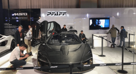 Exotic car sales in overdrive in Toronto, say dealers at the Canadian International AutoShow