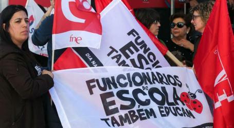 Greve da Função Pública encerrou escolas, finanças, tribunais e autarquias
