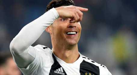 Ronaldo assiste e marca em mais uma vitória da Juventus
