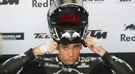 Miguel Oliveira em 16.º no primeiro dia de testes oficiais de MotoGP