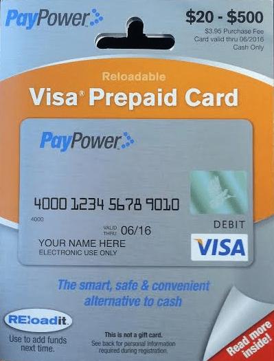 Paypower Package