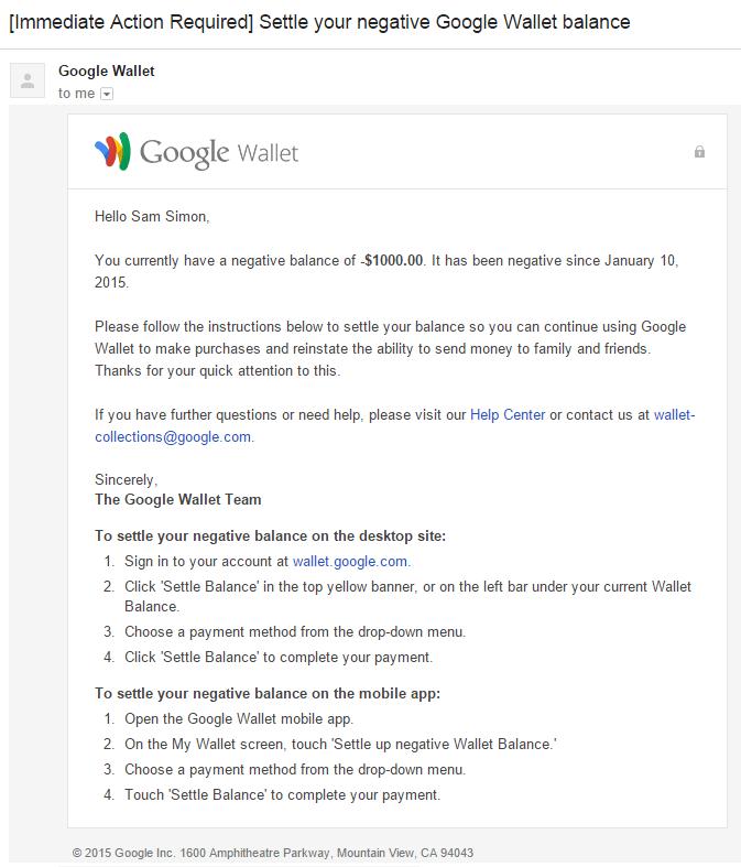 Public Declaration: Google, I Really, Really, Really Want to