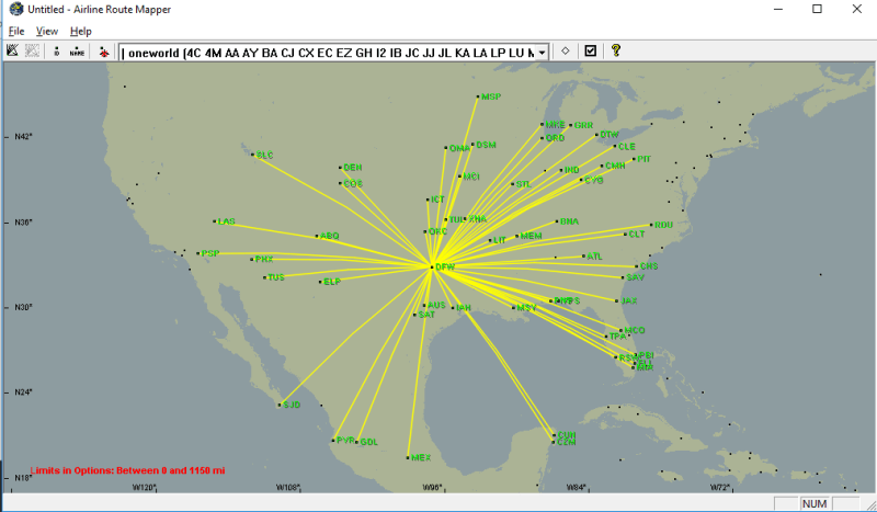 Booking Tools: A [Re]Introduction to Airline Route Mapper ...