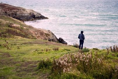 Katiki Point, Moeraki, Leuchtturm, Lighthouse, Landschaft, Landscape, Ronnie, Miles and Shores, Travelblog, Reiseblog