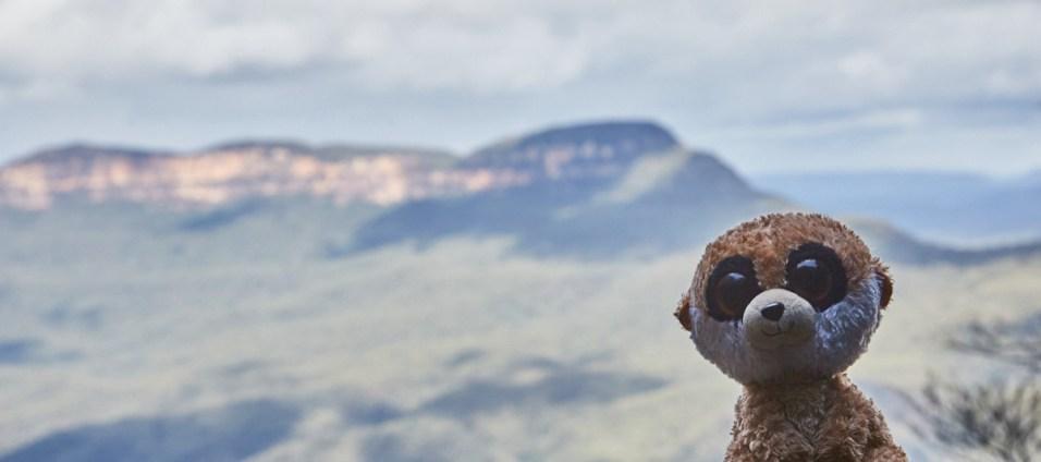 Blue Mountains, Ed, das Erdmännchen, Landschaft, landscape, view, Aussicht