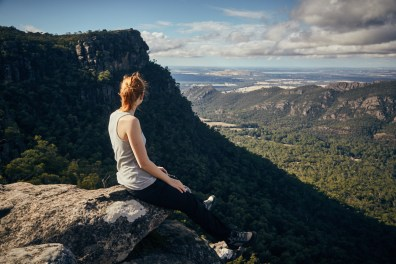 Grampians, National Park, Nationalpark, Outlook, Lookout, Aussicht, Berge, Mountains, Australien