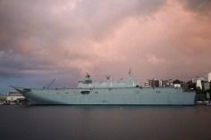 Schiff, Marine, Sydney, Hafen, Woolloomoolo
