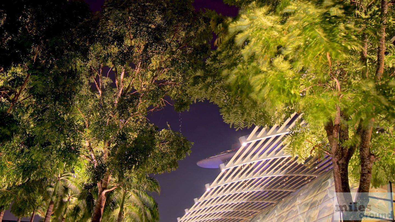 Marina Bay Sands (HDR)