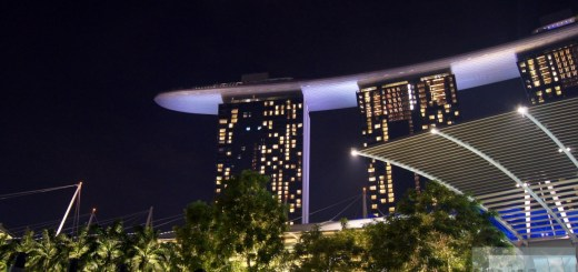 Marina Bay Sands (HDR)