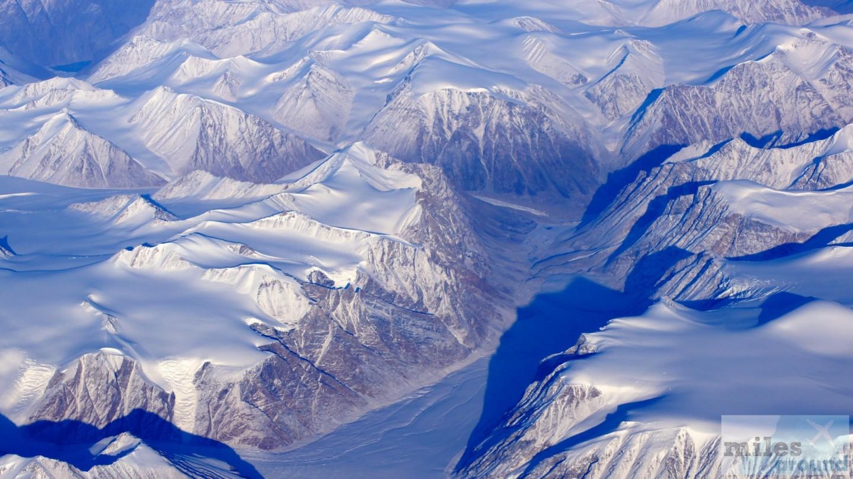 Grönland aus der Luft