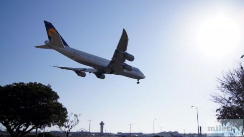 Lufthansa Boeing 747-8 - MSN 37839 - D-ABYP