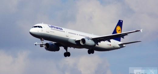 Lufthansa Airbus A321-200 - MSN 6415 - D-AIDW