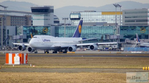 Lufthansa Boeing 747-8 - MSN 37828 - D-ABYC