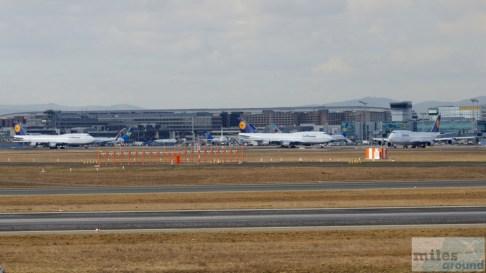 Lufthansa Jumbos