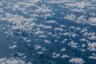 Wolken über dem Mittelmeer (by airfurt.net)