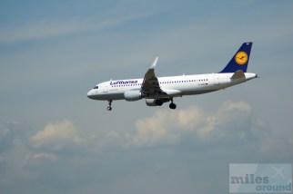 Lufthansa Airbus A320 - MSN 6225 - D-AIUH
