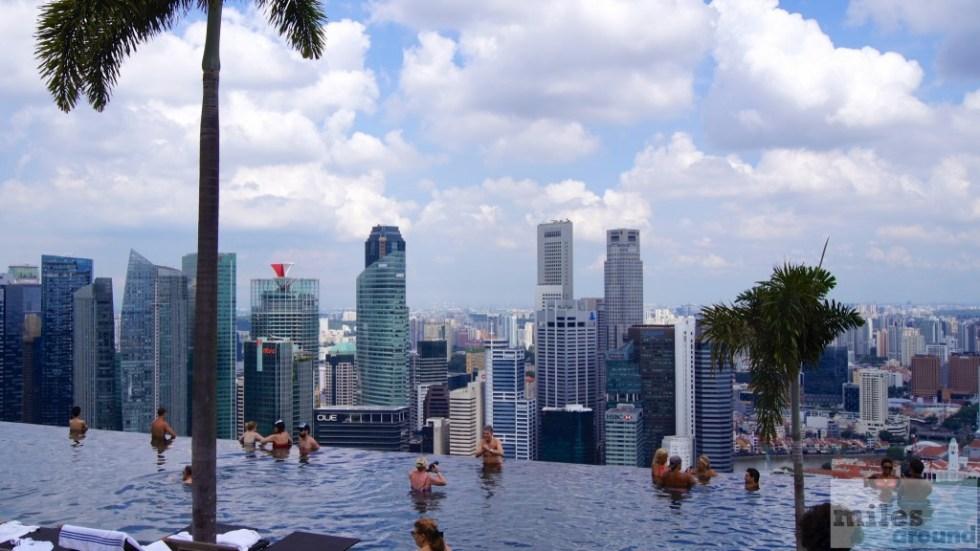 Infinity Pool - Marina Bay Sands