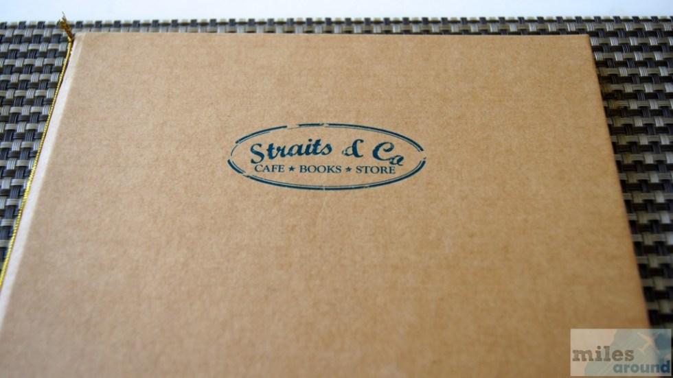 Speisekarte Straits & Co