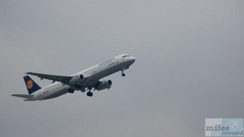 Lufthansa - Airbus A321-200 - MSN 502 - D-AIRK