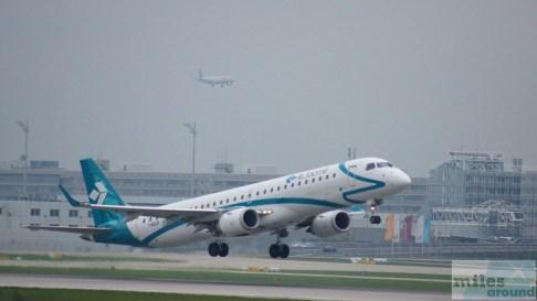 Air Dolomiti - Embraer ERJ195 - MSN 578 - I-ADJP