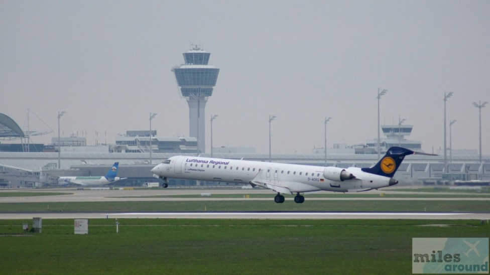 Lufthansa Cityline - Canadair Regional Jet CRJ900 - MSN 15084 - D-ACKG