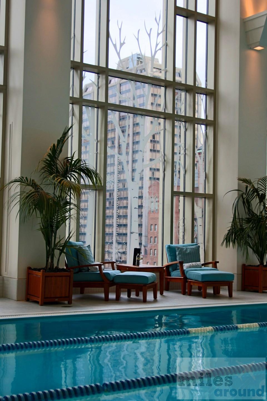 Peninsula Hotel Spa Chicago Il
