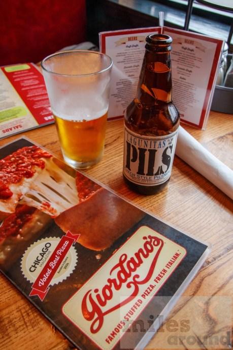 Bier zur Wartezeitüberbrückung