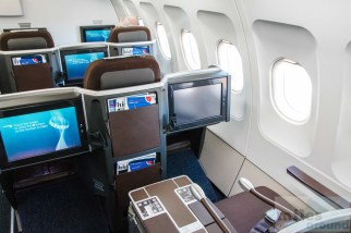 British Airways A321 Int. Business Class