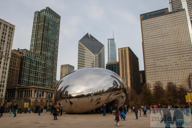 Cloud Gate im Millenium Park