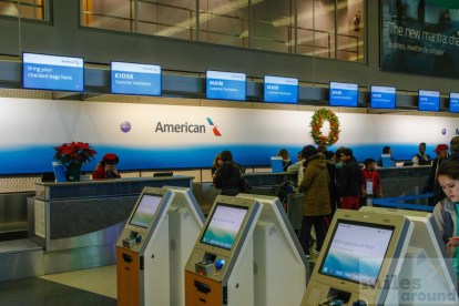 American Airlines Chicago O'Hare Check-in