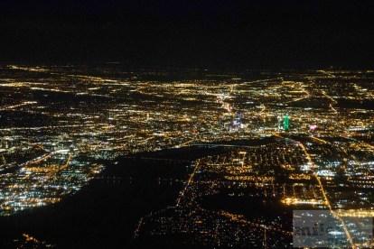 Dallas bei Nacht