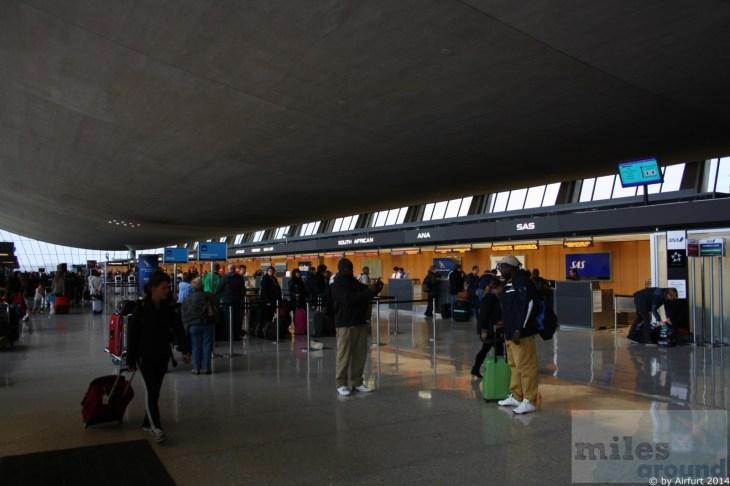 Flughafen Washington