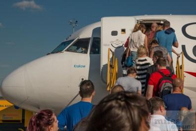 Fokker 100 OE-LVG Star Alliance