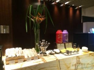 Auswahl an verschiedenen Teesorten