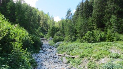 Wasserfall-Rundweg Schatzalp