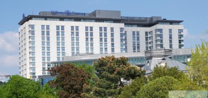 hôtel: Hilton Vienna - Vier Sterne Hotel am Stadtpark von Wien
