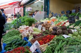 Gemüse vom Naschmarkt