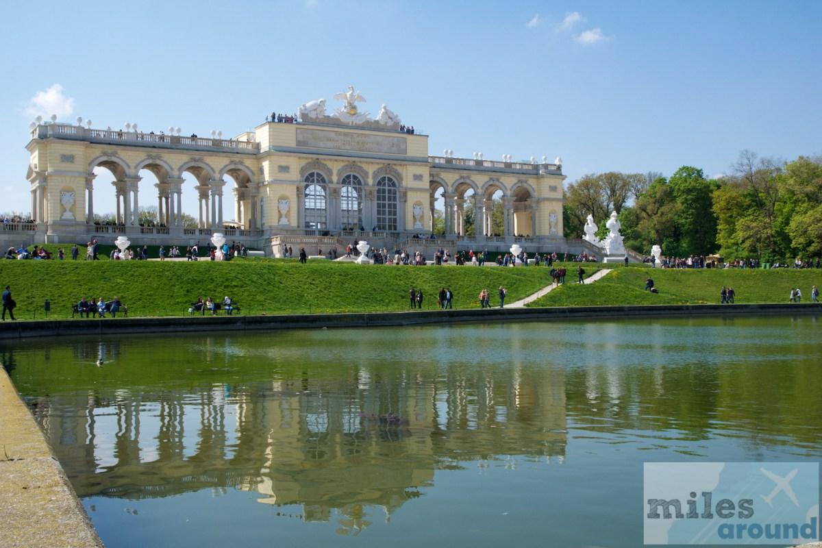 Kurzurlaub in Wien mit Kleinkind