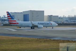 American Airlines Boeing 737 Next Gen - MSN 31258 - N309PC